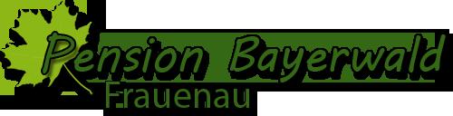 Pension Bayerwald Frauenau Bayerischer Wald Logo